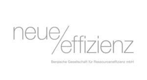 logo neue effizienz