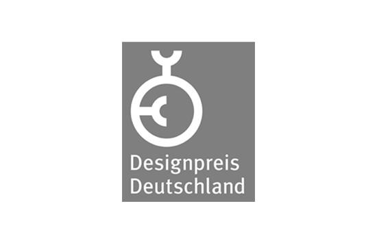 Designpreis der BRD Logo
